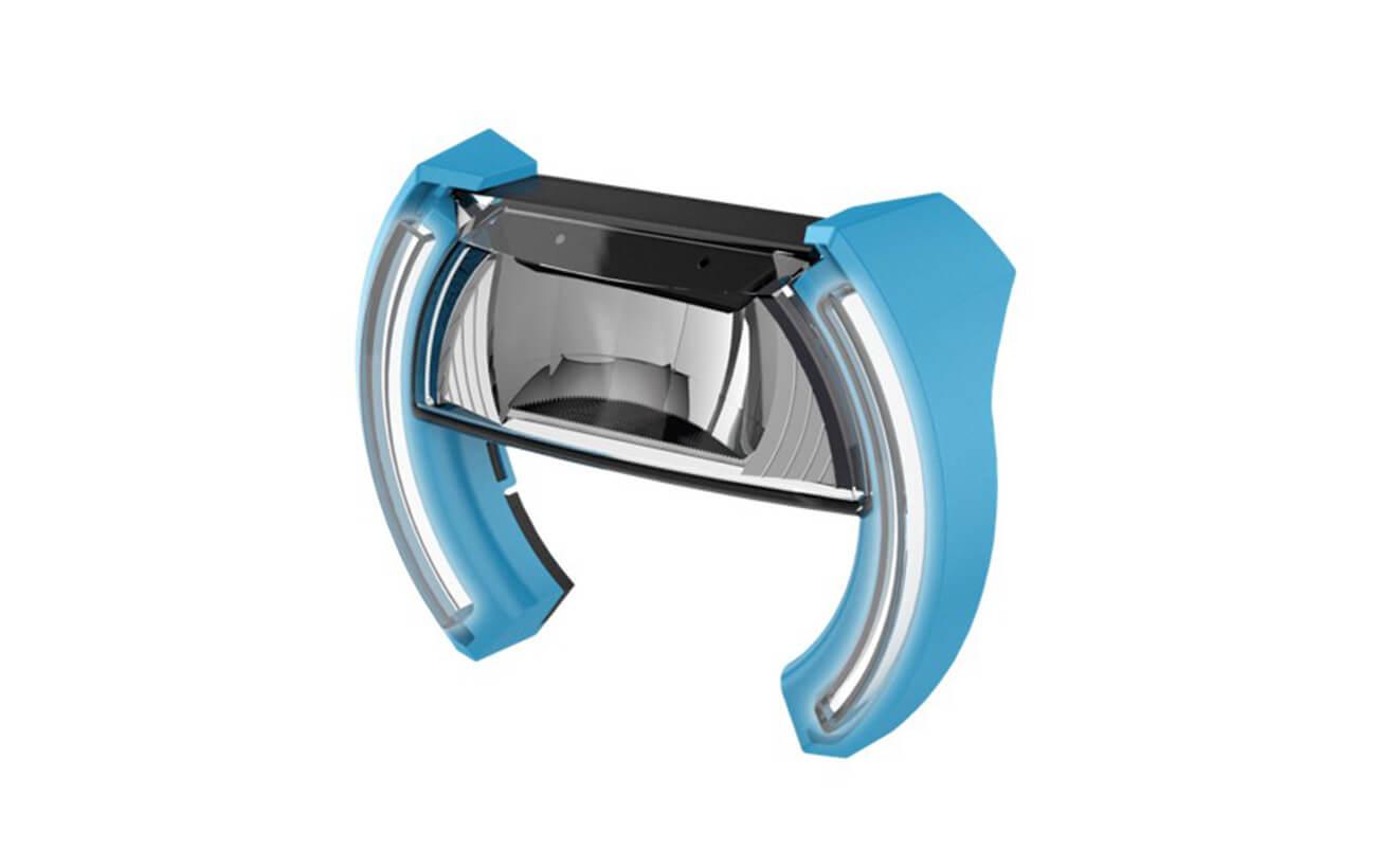 COBI Naked Style Kit for AmbiSense Light Blue