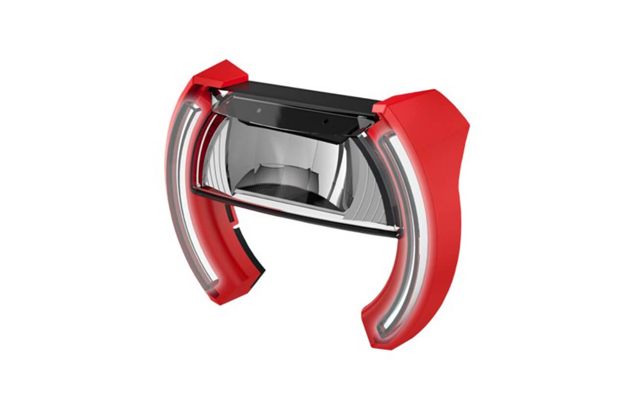 COBI Naked Style Kit for AmbiSense Light red