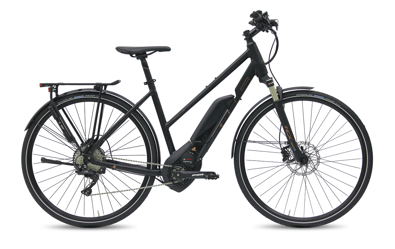 Bulls CROSS LITE E 2017 low step electric bike