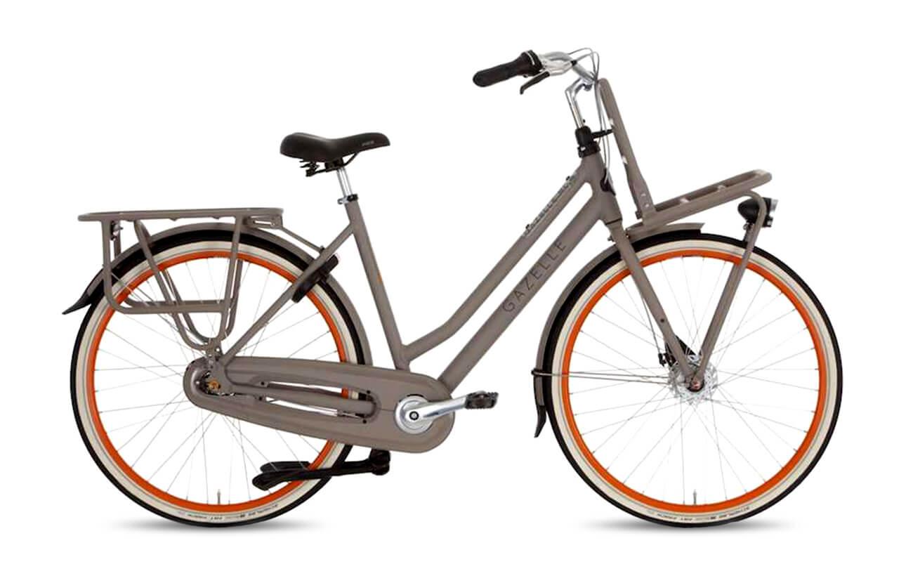 Gazelle HeavyDutyNL Low Step Regular Bike