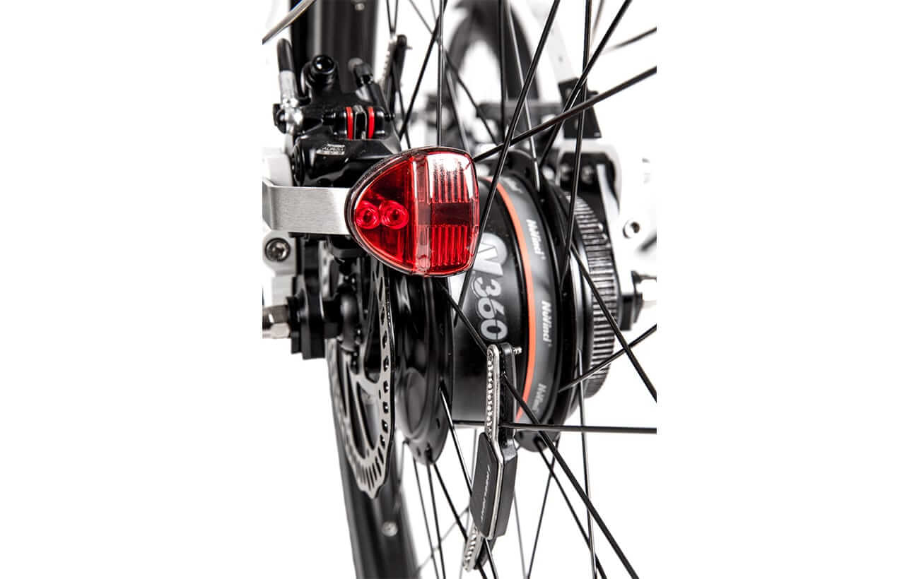 Butchers & Bicycles MK1-E Pro rear light