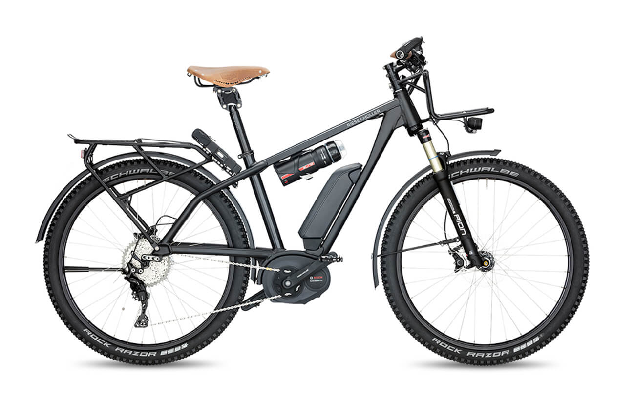 Riese & Muller Charger GX Touring