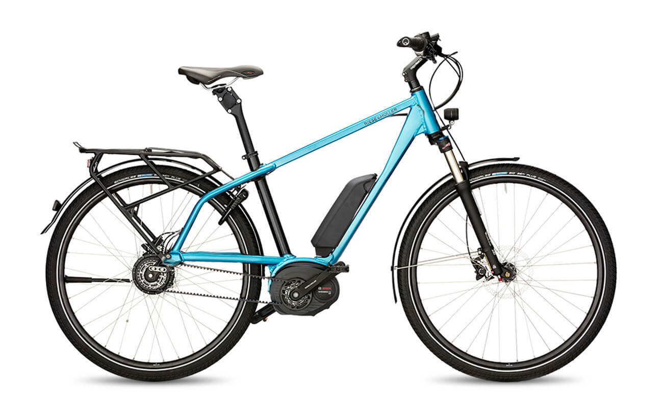 Riese & Muller Charger NuVinci