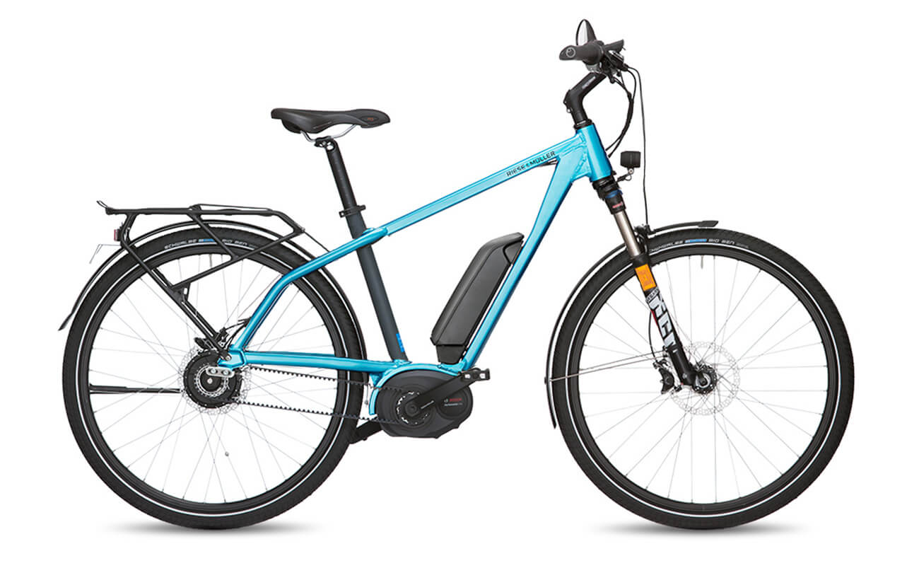 Riese & Muller Charger NuVinci HS
