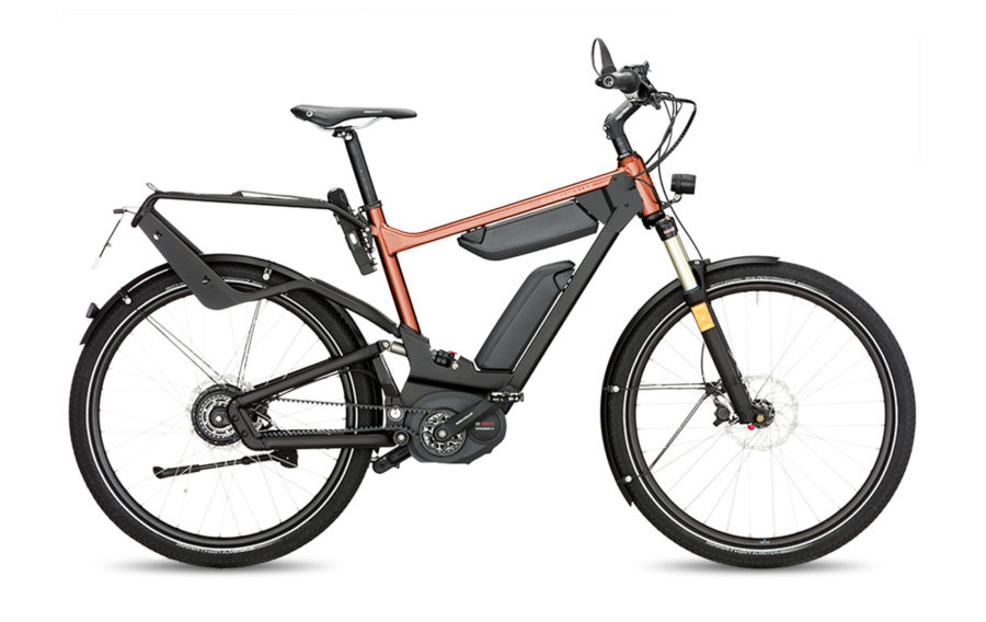 Riese & Muller Delite GT NuVinci HS