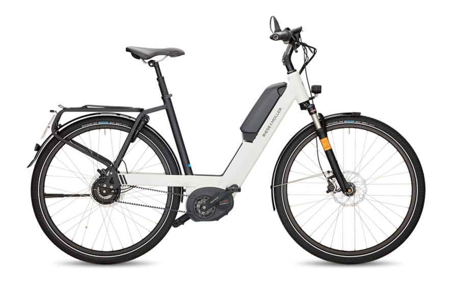 Riese & Muller Nevo NuVinci HS