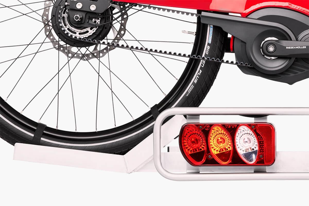 Riese & Mueller Packster 40 Light weight ebike
