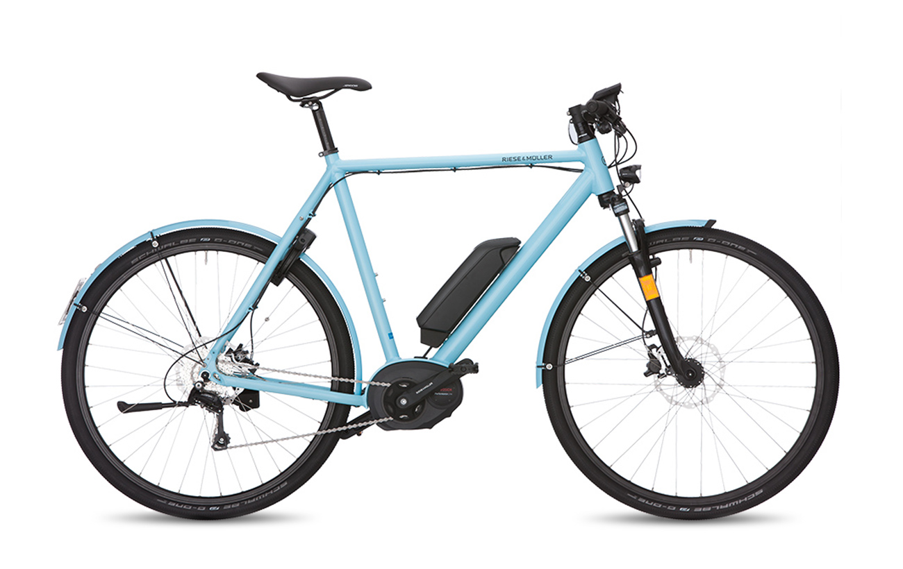 Riese & Muller Roadster Touring HS