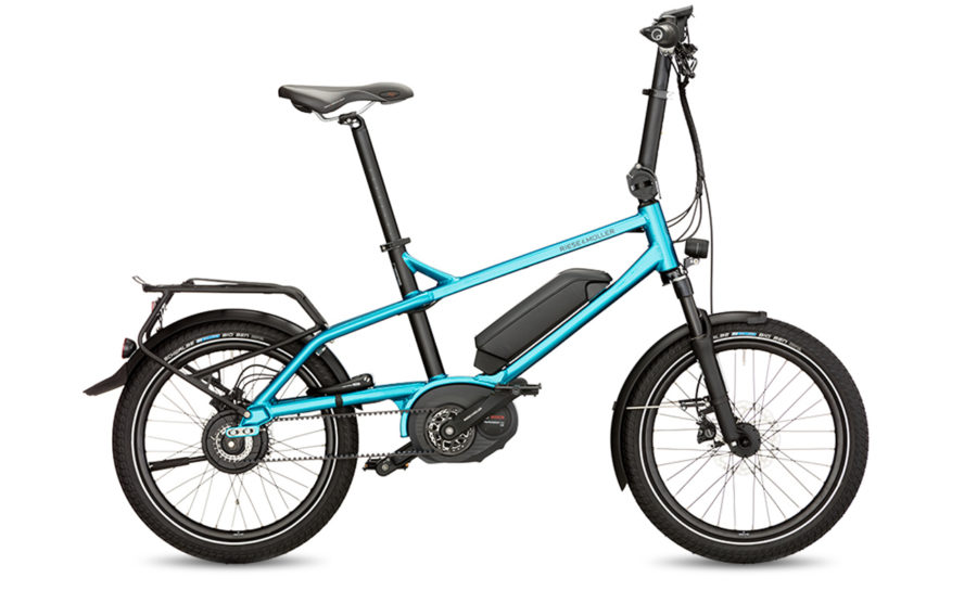 Riese & Muller Tinker NuVinci