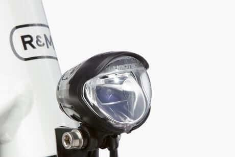 Riese & Muller Packster lights