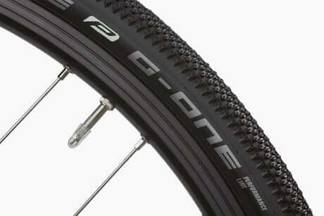 Riese & Muller Roadster tires