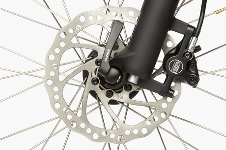 Riese & Muller Tinker hydraulic disc brake