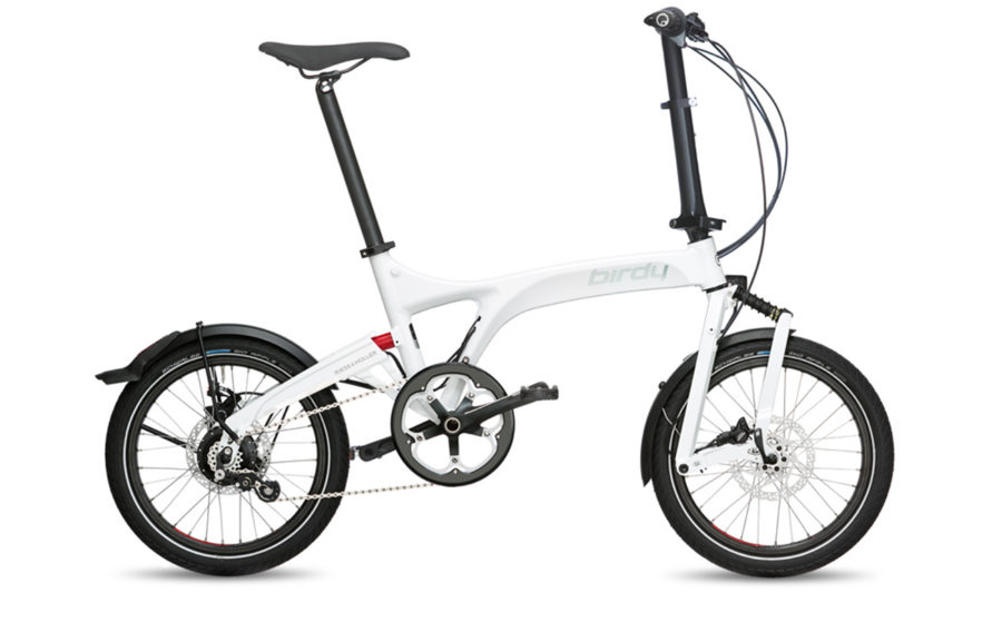 Riese & Muller Birdy Rohloff Folding bikes White