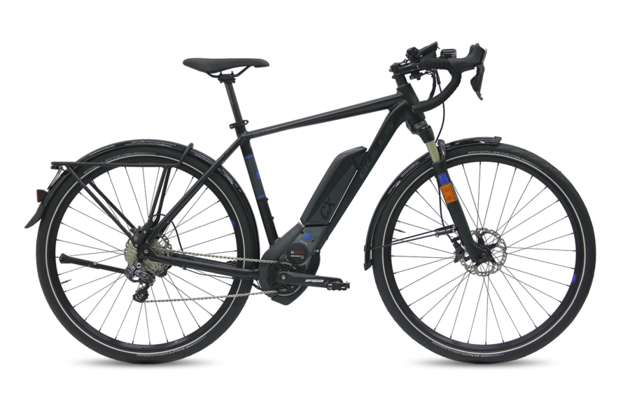 Bulls Dail-E Grinder 2017 electric bikes