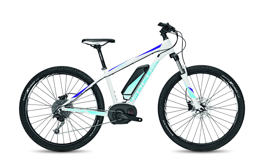 Focus JARIFA 27 Donna 2017 Electric bike