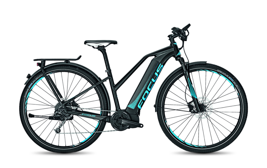 Focus JARIFA IStreet Donna Electric Bike