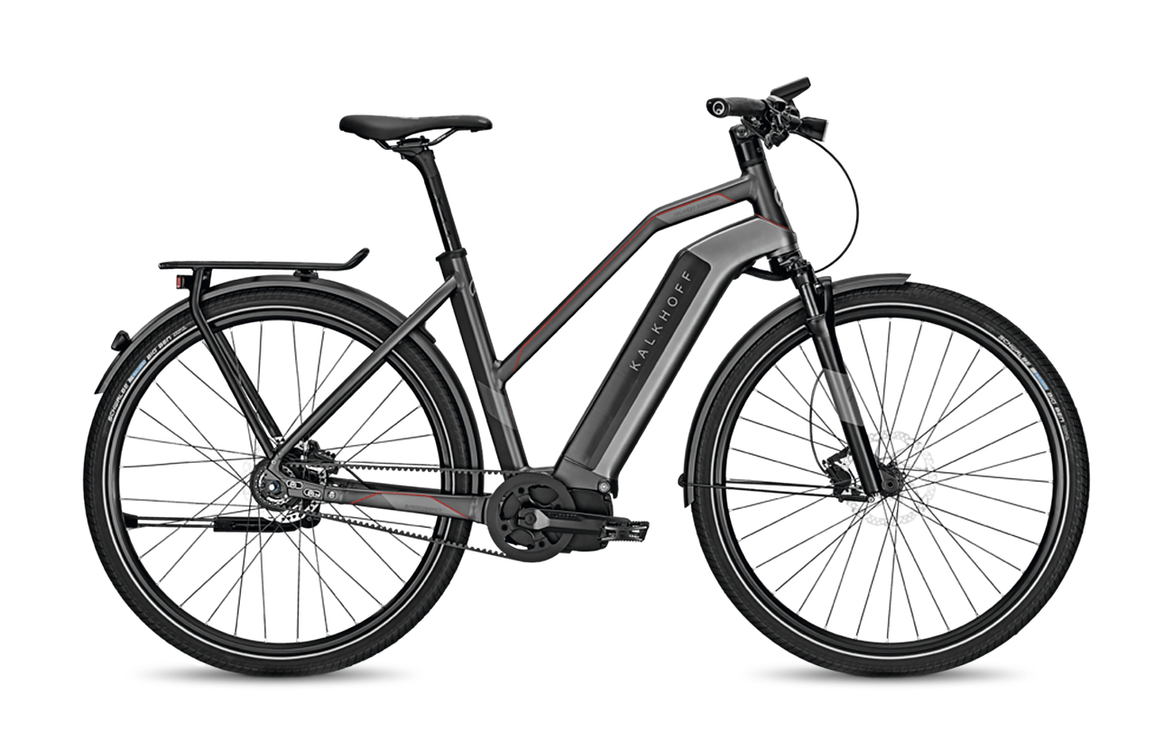 Kalkhoff Integrale i8 Low Step Electric Bike