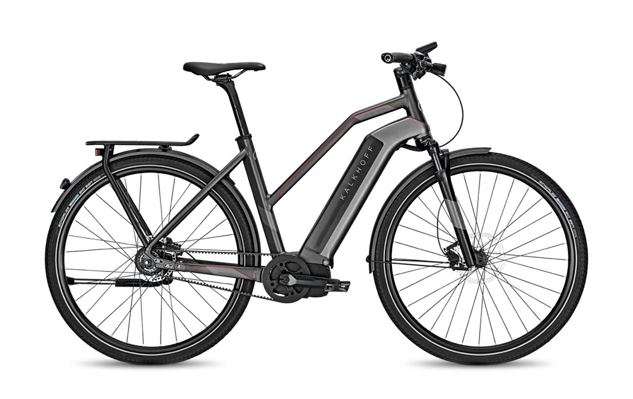 Kalkhoff Integrale i8 Low Step Electric Bike