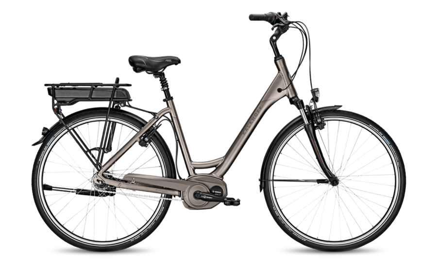 Kalkhoff Agattu b8 low step Frame Electric Bike