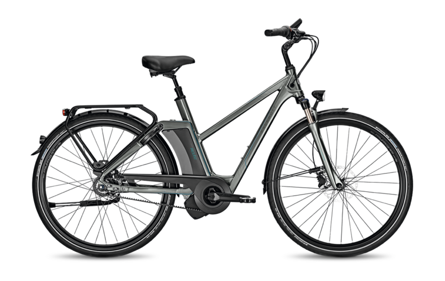 Kalkhoff Include Max i8 trapeze electric bike
