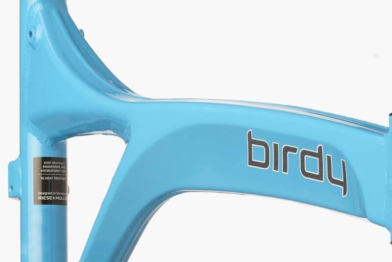 Riese & Muller Birdy Folding bike Frame