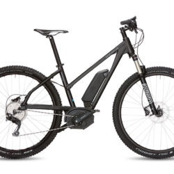 Riese & Muller Charger Mixte Mountain Electric Bike Black