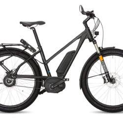Riese & Muller Charger Mixte Touring HS Electric Bike White