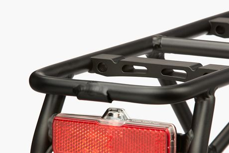 Riese & Muller Charger Mixte Electric Bikes Carrier