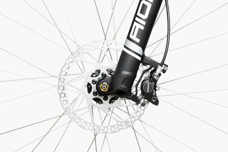 Riese & Muller Charger Mixte Electric Bikes hydraulic disc brakes