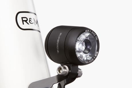 Riese & Muller Cruiser Mixte Busch & Muller Lighting