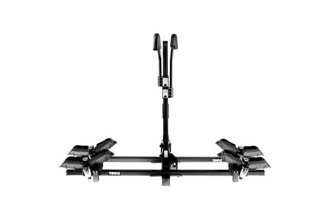 thule doubletrack 2 bike 990xt hitch bike rack propel electric bikes. Black Bedroom Furniture Sets. Home Design Ideas