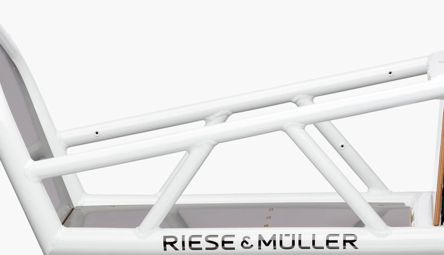 Riese & Muller Load high frame stability