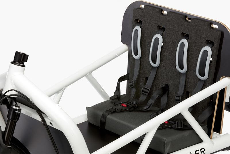 Riese & Muller Load safety child transport