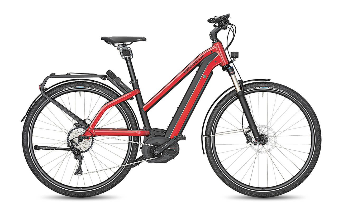 German Made Electric Bikes - Riese & Muller Electric Bikes