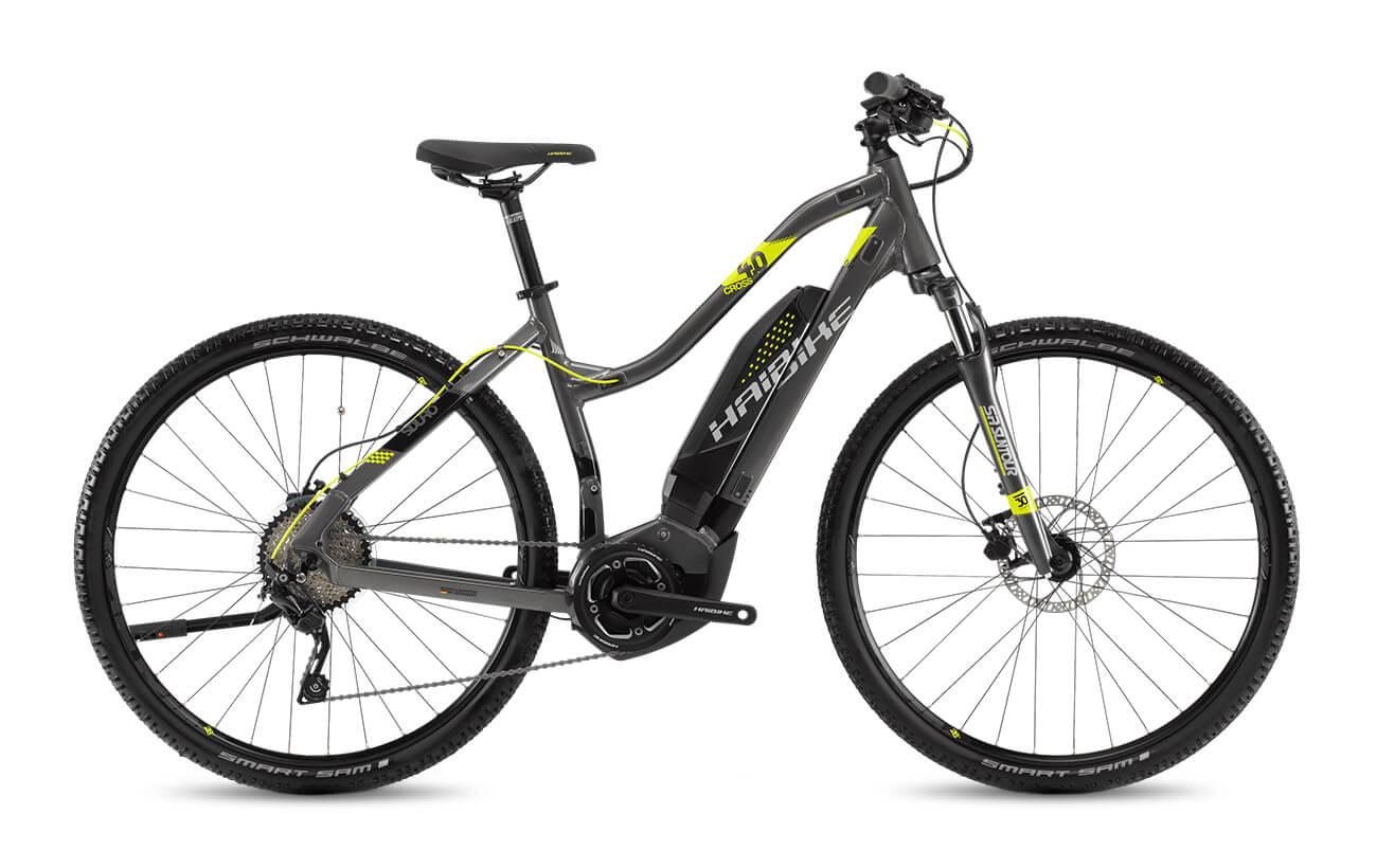 haibike sduro cross 4 0 2018 haibike electric bikes. Black Bedroom Furniture Sets. Home Design Ideas