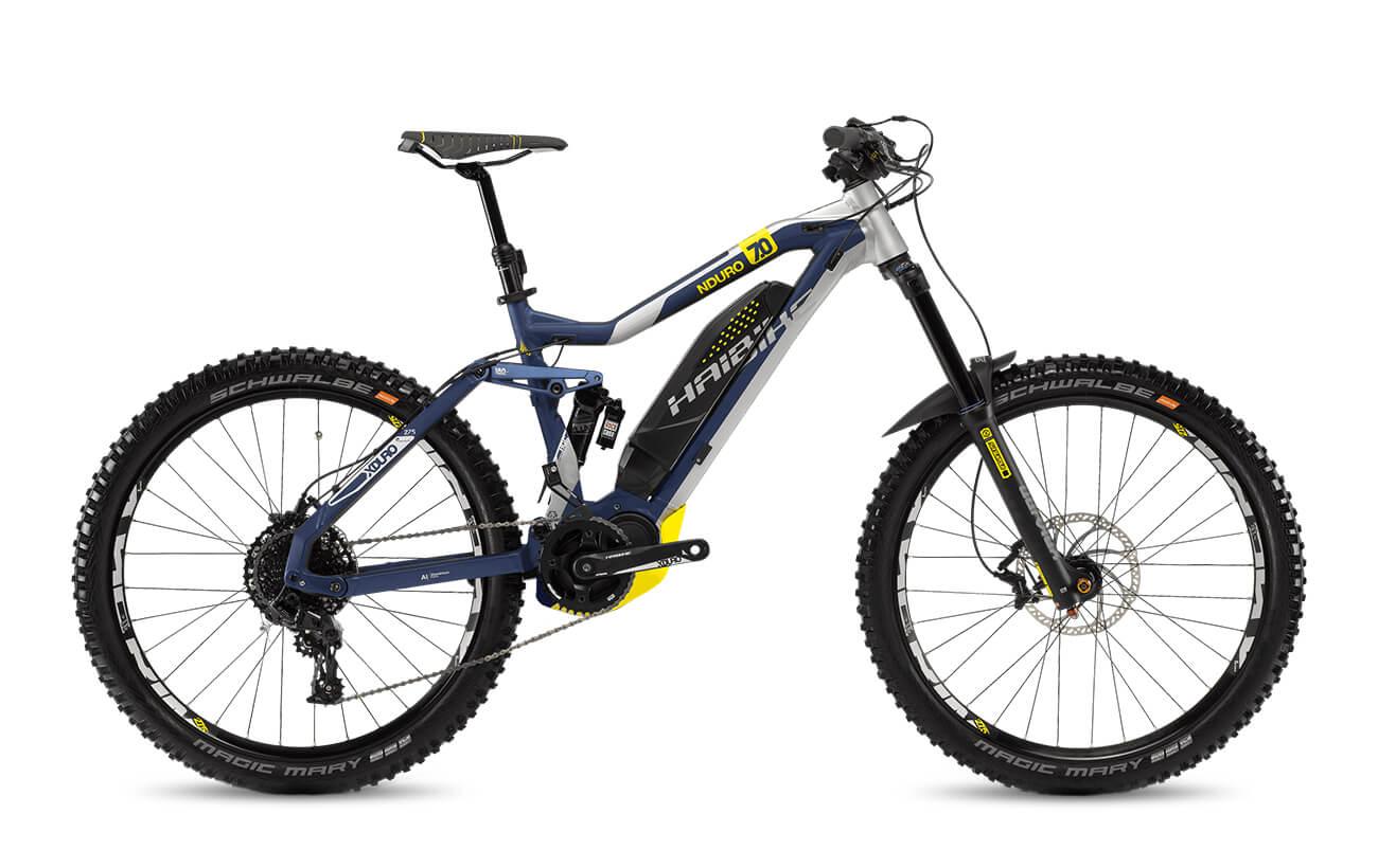 haibike xduro nduro 2018 propel electric bikes all new. Black Bedroom Furniture Sets. Home Design Ideas