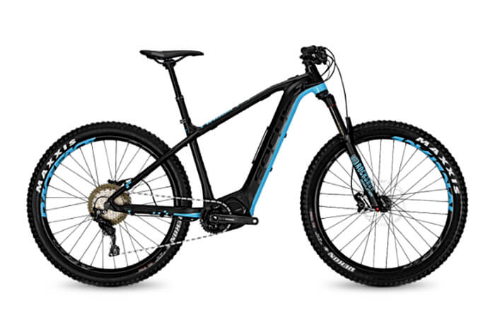 Focus Bold2 Plus Haidtrail electric Mountain Bikes