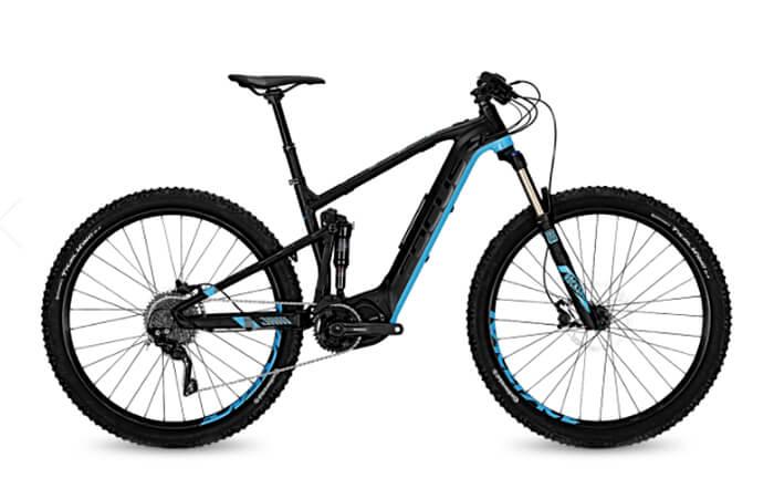 Focus Jam2 29 LTD Full Suspension electric mountain bike