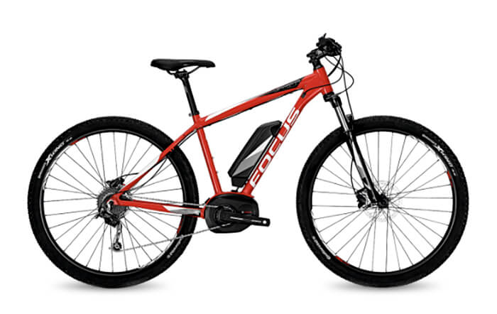 Focus Jarifa² EX Hardtail electric Mountain Bikes