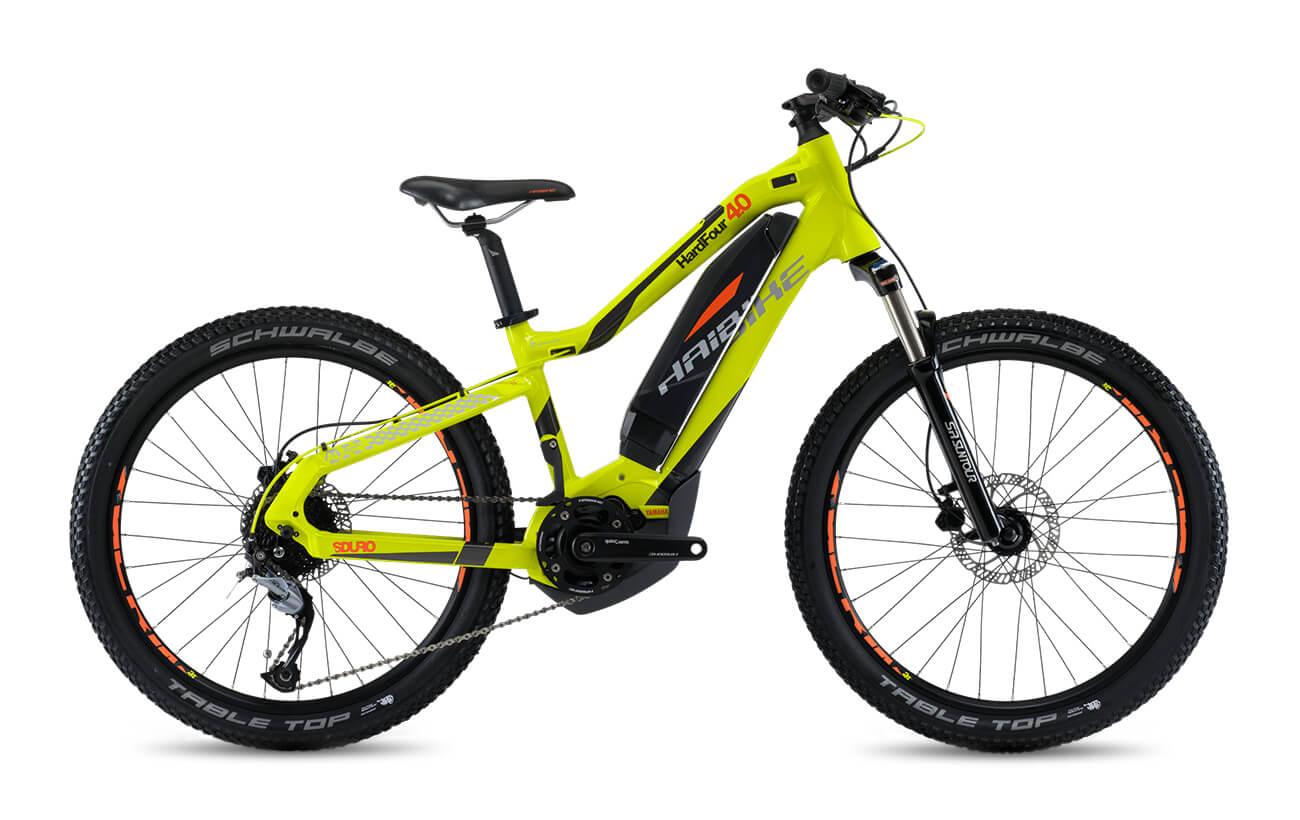 haibike sduro hardfour 4 0 2018 haibike electric bikes. Black Bedroom Furniture Sets. Home Design Ideas