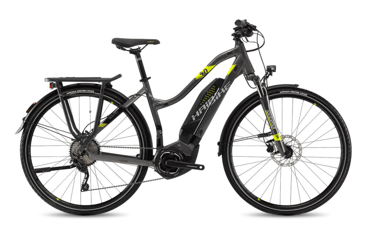 Haibike SDURO Trekking 4.0 2018 Low-Step