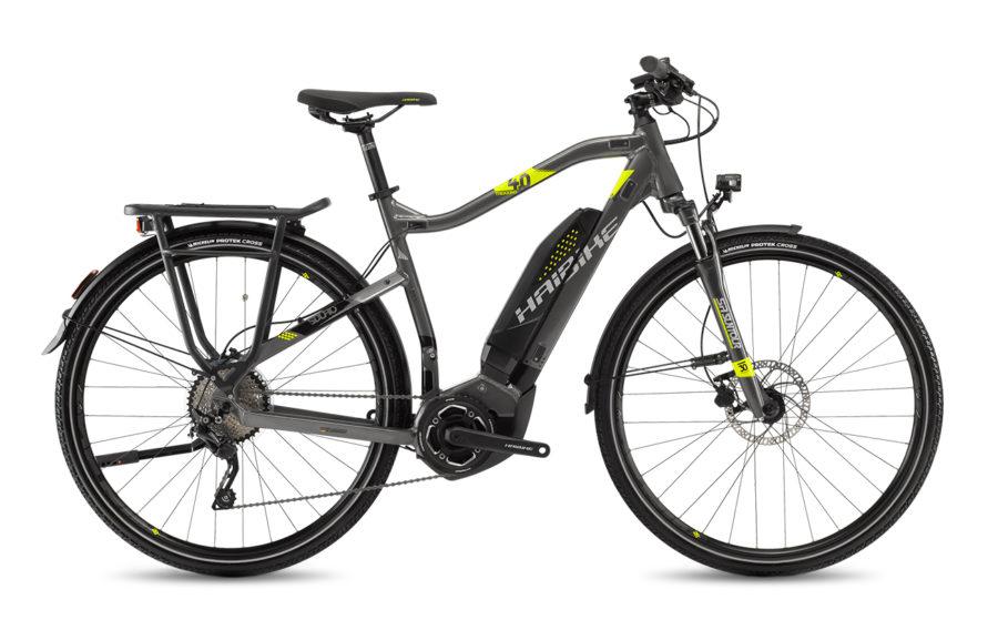 Haibike SDURO Trekking 4.0 2018 Standard