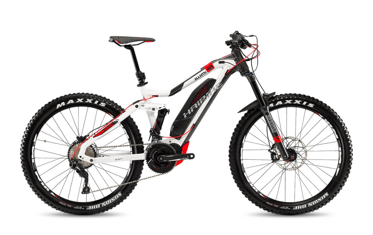 haibike xduro allmtn 6 0 2018 haibike electric bikes. Black Bedroom Furniture Sets. Home Design Ideas