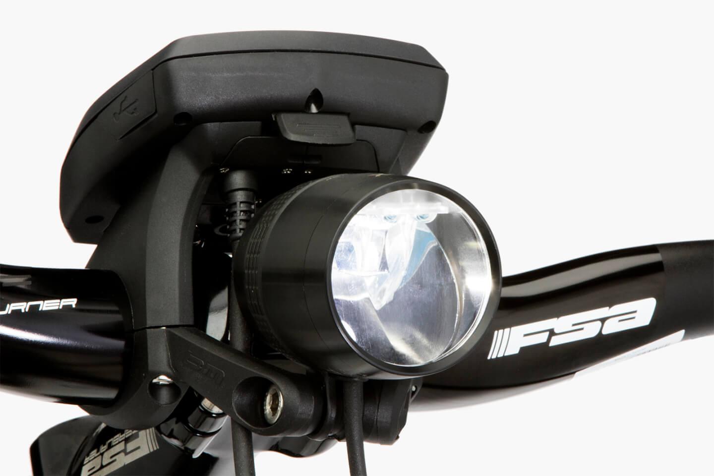 Riese & Mueller Delite Mountain Lighting System
