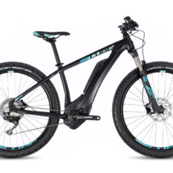 cube access hybrid race 500 Black