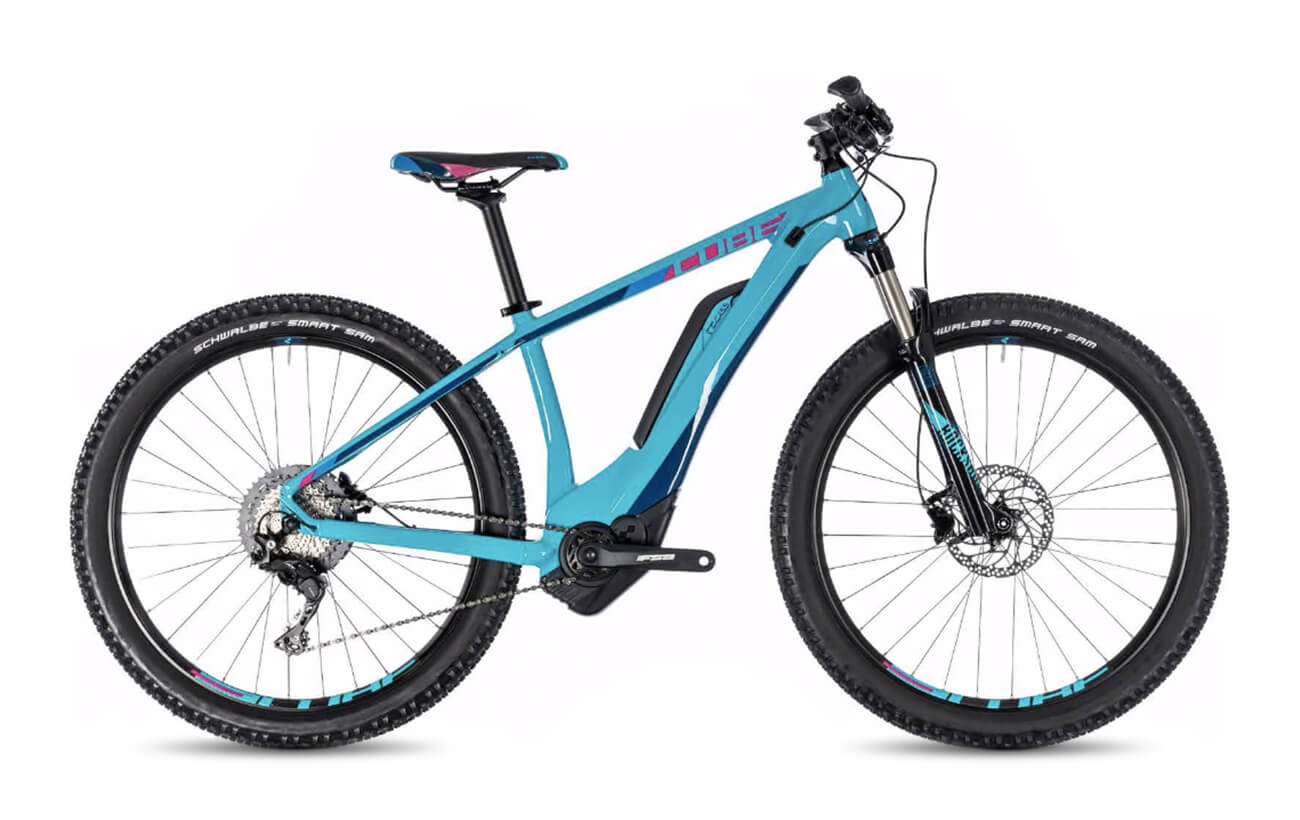 cube access hybrid race 500 Blue