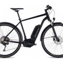 Cube Cross Hybrid Race allroad 500 standard black
