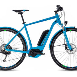 Cube Cross Hybrid Race allroad 500 standard Blue