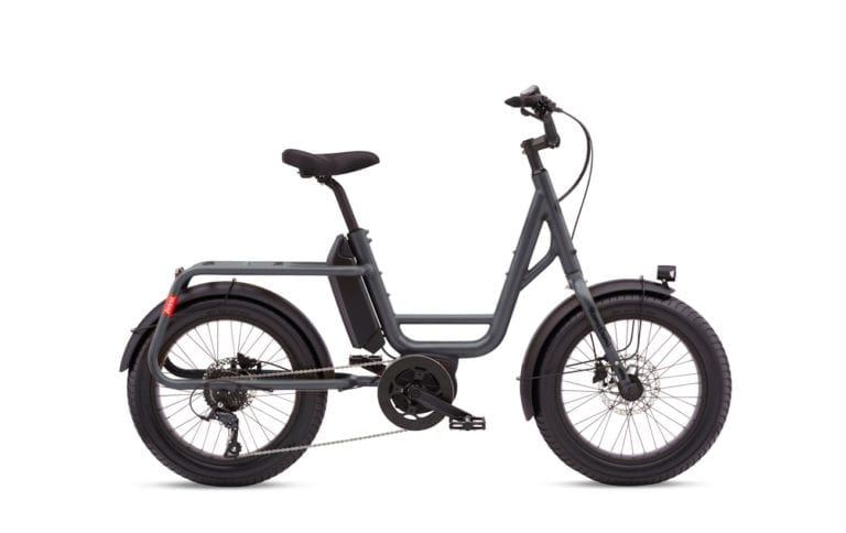 Benno RemiDemi Anthracite Gray Utility Electric Fun Bike - Propel Electric Bikes