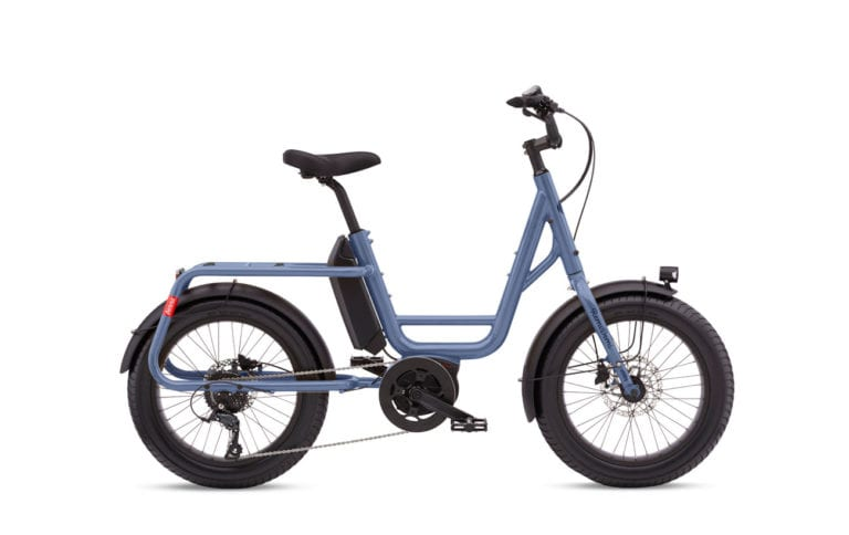 Benno RemiDemi 9D Pigeon Blue - Propel Electric Bikes